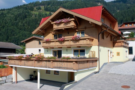 Austrian life style apartment house business opportunity