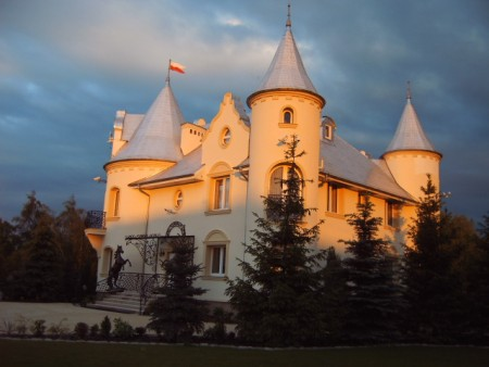 Impressive Polish Castle for Sale in POLAND with 14 rooms.