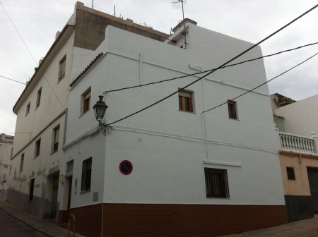 Beautiful Spanish Town House in Oliva