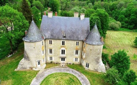 Authentic Medieval Chateau/Castle on 10.8 hectares of land